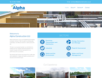 Alpha Construction