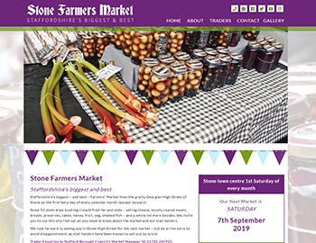 Stone farmers Market