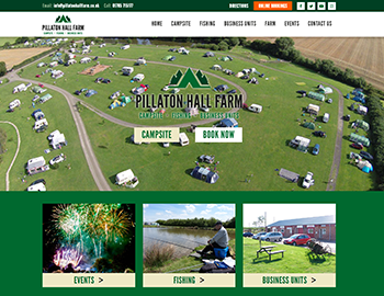 Pillaton Hall Farm