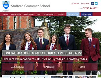 Stafford Grammar